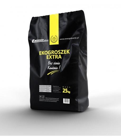 Ekogroszek Extra 8-25mm, 25-27 MJ/kg